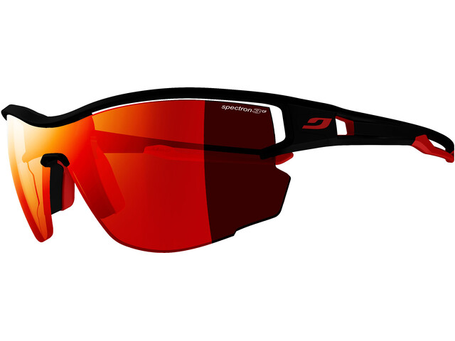 Julbo Aero Spectron 3 CF Glasses Black/Red